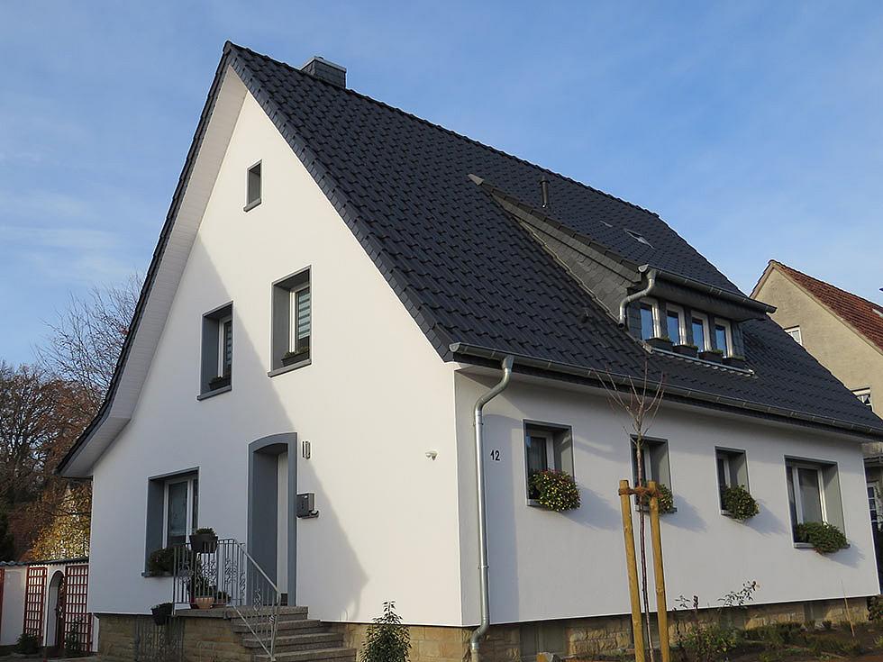 Komplettsanierung Zweifamilienhaus in Rulle zu KfW 85: HAUS ...